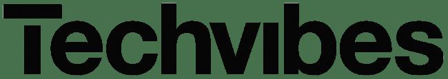 techvibes logo in grey